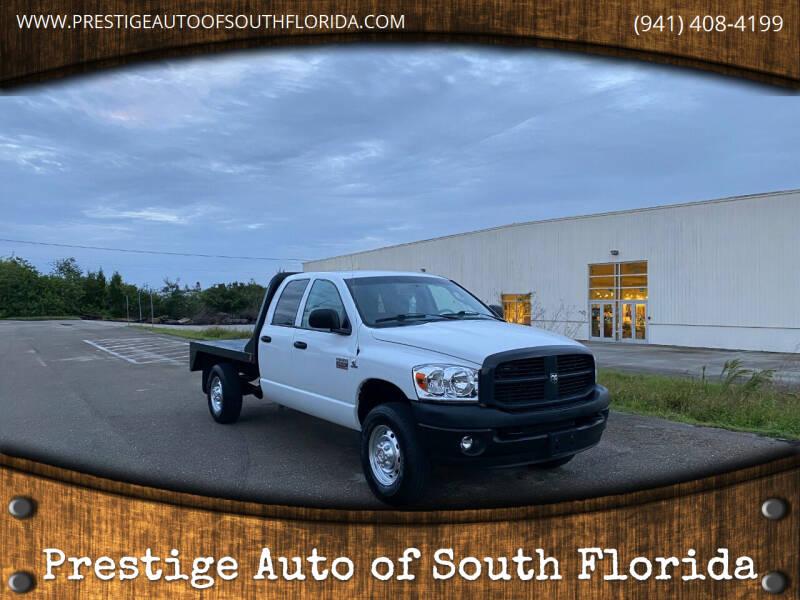 2009 Dodge Ram Pickup 2500 for sale at Prestige Auto of South Florida in North Port FL