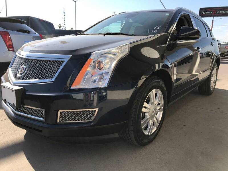 2010 Cadillac SRX for sale at Town and Country Motors in Mesa AZ