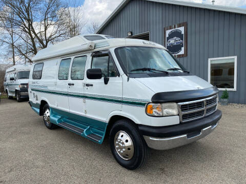 1997 Dodge B350 for sale at D & L Auto Sales in Wayland MI