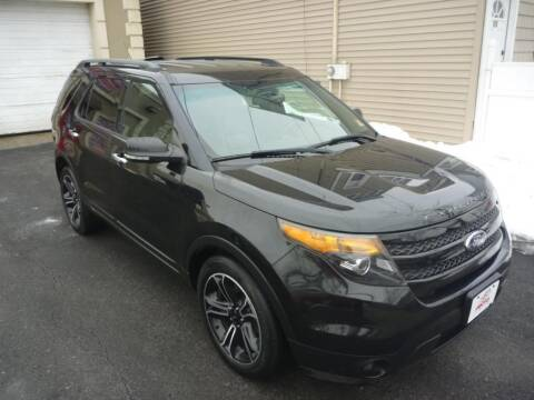 2013 Ford Explorer for sale at Pinto Automotive Group in Trenton NJ