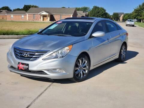 2012 Hyundai Sonata for sale at Chihuahua Auto Sales in Perryton TX