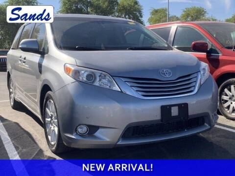 2014 Toyota Sienna for sale at Sands Chevrolet in Surprise AZ
