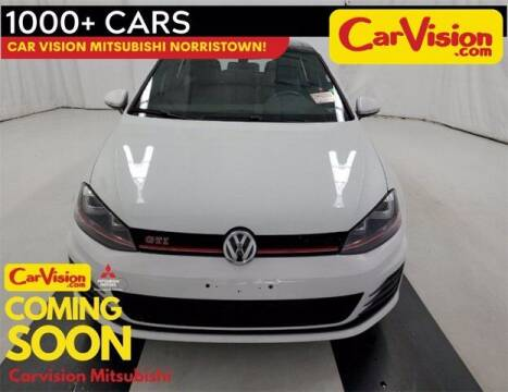 2017 Volkswagen Golf GTI for sale at Car Vision Buying Center in Norristown PA