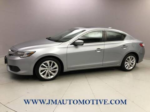 2017 Acura ILX for sale at J & M Automotive in Naugatuck CT