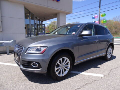 2015 Audi Q5 for sale at KING RICHARDS AUTO CENTER in East Providence RI