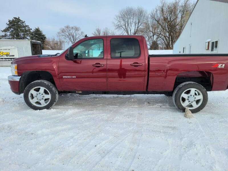 2013 Chevrolet Silverado 2500HD for sale at ROB'S AUTO SALES in Ridgeway IA