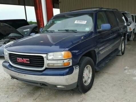 2002 GMC Yukon XL for sale at JacksonvilleMotorMall.com in Jacksonville FL