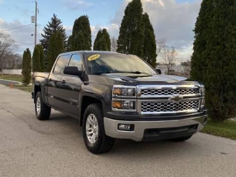 2014 Chevrolet Silverado 1500 for sale at Betten Baker Preowned Center in Twin Lake MI