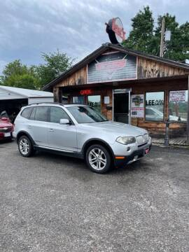 2008 BMW X3 for sale at LEE AUTO SALES in McAlester OK