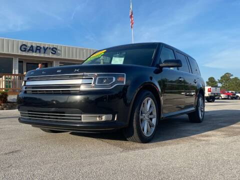 2015 Ford Flex for sale at Gary's Auto Sales in Sneads NC