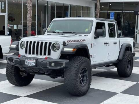 2020 Jeep Gladiator for sale at AutoDeals in Daly City CA