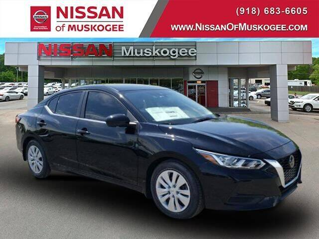 2020 Nissan Sentra for sale in Muskogee, OK