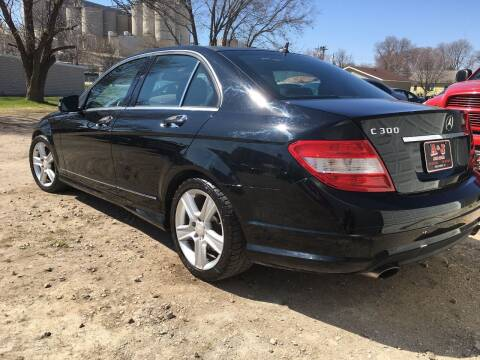 2010 Mercedes-Benz C-Class for sale at A & J AUTO SALES in Eagle Grove IA