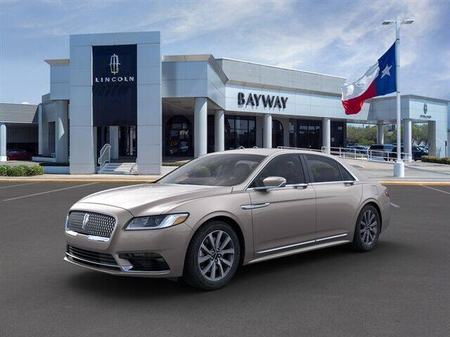 2020 Lincoln Continental for sale in Houston, TX