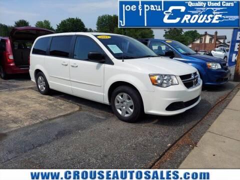 2011 Dodge Grand Caravan for sale at Joe and Paul Crouse Inc. in Columbia PA