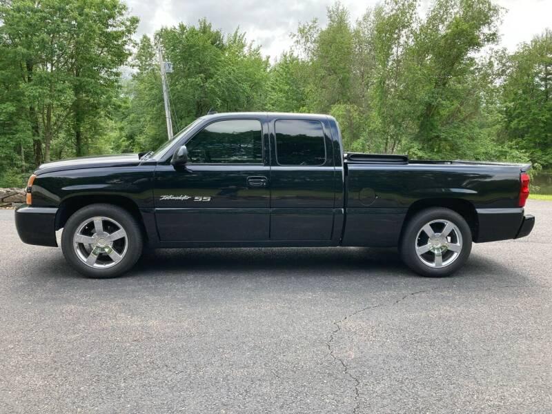 2006 Chevrolet Silverado 1500 for sale at Cella  Motors LLC in Auburn NH