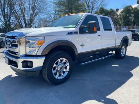 2016 Ford F-250 Super Duty for sale at SETTLE'S CARS & TRUCKS in Flint Hill VA