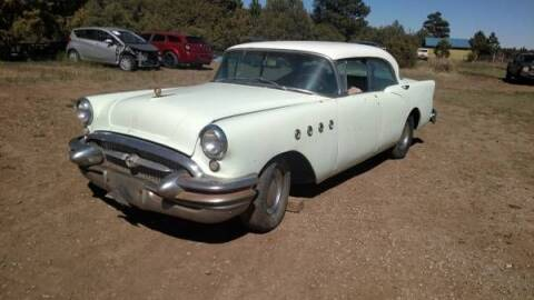 1955 Buick Century for sale at Classic Car Deals in Cadillac MI