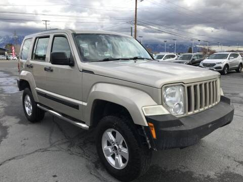 2011 Jeep Liberty for sale at INVICTUS MOTOR COMPANY in West Valley City UT