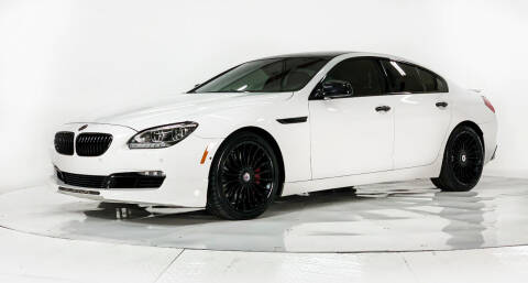 2015 BMW 6 Series for sale at Houston Auto Credit in Houston TX