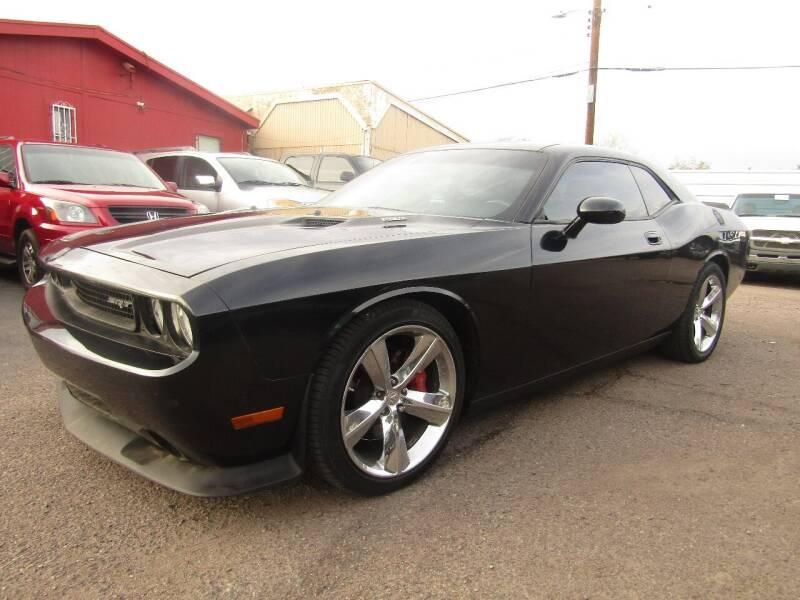 2010 Dodge Challenger for sale at Van Buren Motors in Phoenix AZ