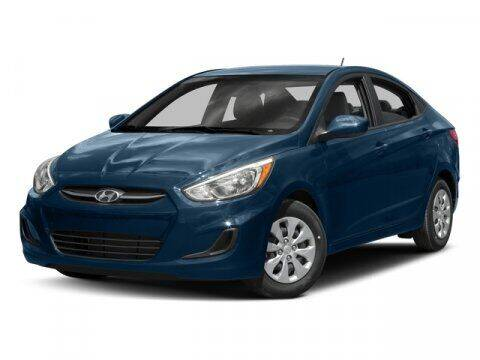 2016 Hyundai Accent for sale at Hawk Ford of St. Charles in Saint Charles IL