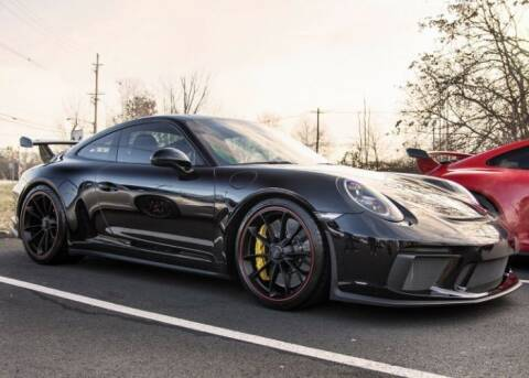 2018 Porsche 911 for sale at Classic Car Deals in Cadillac MI
