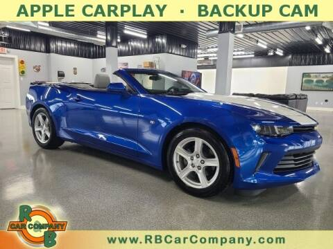 2017 Chevrolet Camaro for sale at R & B Car Company in South Bend IN
