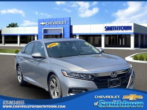 2018 Honda Accord for sale at CHEVROLET OF SMITHTOWN in Saint James NY