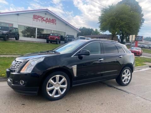 2015 Cadillac SRX for sale at Efkamp Auto Sales LLC in Des Moines IA