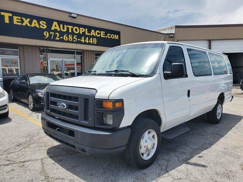 2012 Ford E-Series Wagon for sale in Dallas, TX