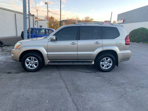 2005 Lexus GX 470 for sale at State Line Motors in Bristol VA