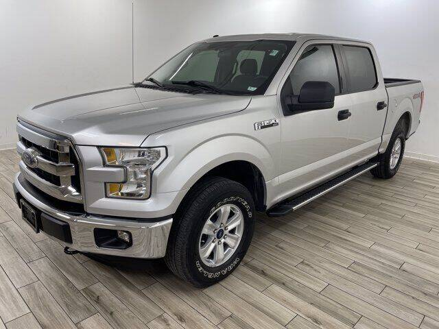 2016 Ford F-150 for sale at TRAVERS GMT AUTO SALES - Traver GMT Auto Sales West in O Fallon MO