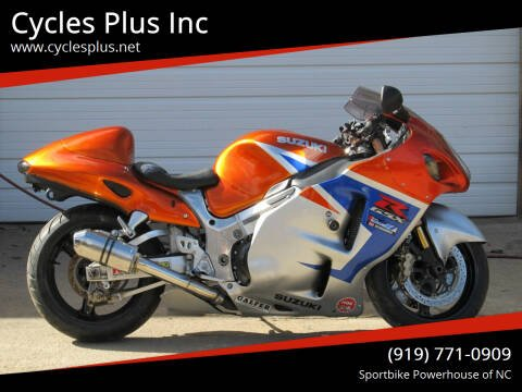 2003 Suzuki Hayabusa for sale at Cycles Plus Inc in Garner NC