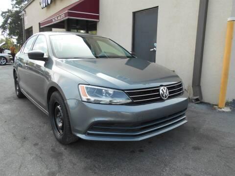 2015 Volkswagen Jetta for sale at AutoStar Norcross in Norcross GA