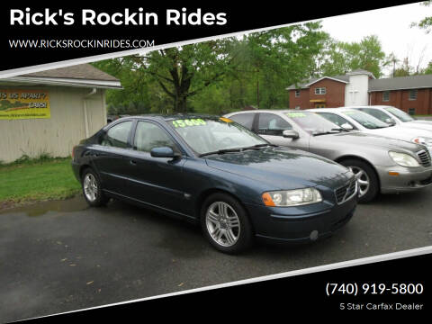 2006 Volvo S60 for sale at Rick's Rockin Rides in Reynoldsburg OH