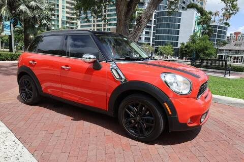 2012 MINI Cooper Countryman for sale at Choice Auto in Fort Lauderdale FL