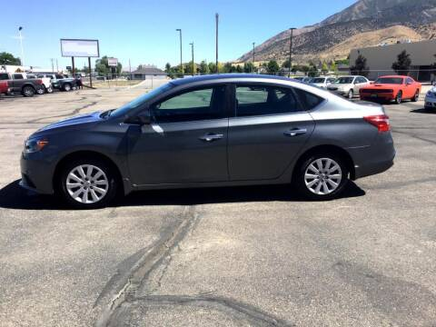 2019 Nissan Sentra for sale at Painter's Mitsubishi in Saint George UT