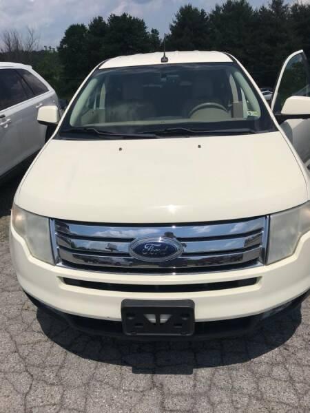 2007 Ford Edge for sale at Guarantee Auto Galax in Galax VA