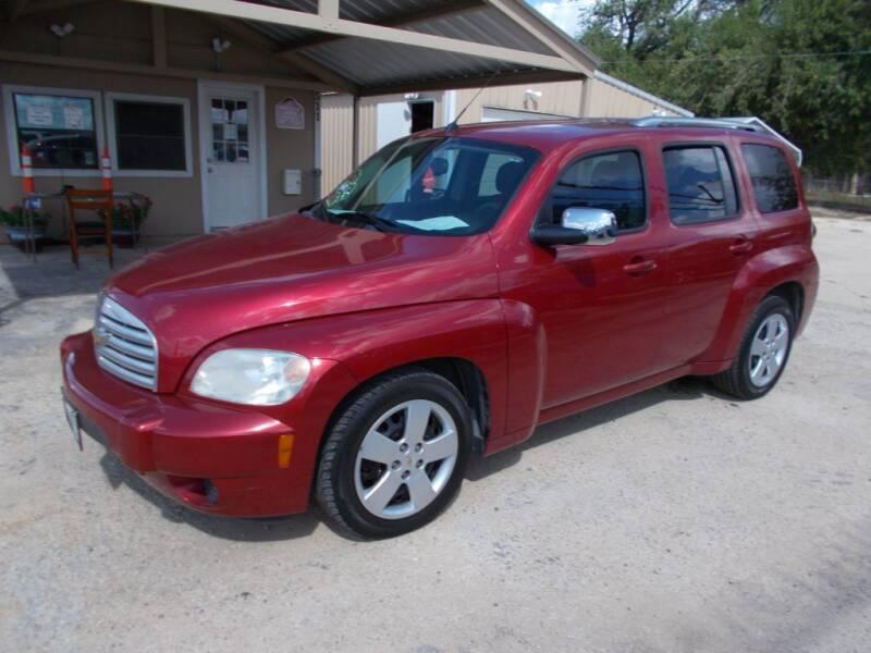 2011 Chevrolet HHR for sale at DISCOUNT AUTOS in Cibolo TX