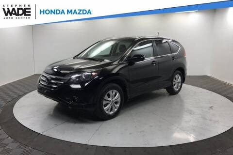 2014 Honda CR-V for sale at Stephen Wade Pre-Owned Supercenter in Saint George UT