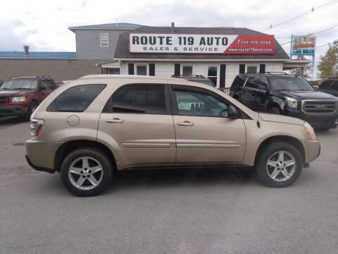 2005 Chevrolet Equinox for sale at ROUTE 119 AUTO SALES & SVC in Homer City PA
