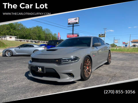 2018 Dodge Charger for sale at The Car Lot in Radcliff KY