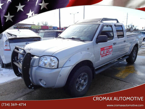 2003 Nissan Frontier for sale at Cromax Automotive in Ann Arbor MI