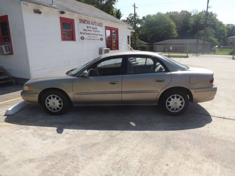 2003 Buick Century for sale at Spartan Auto Sales in Beaumont TX