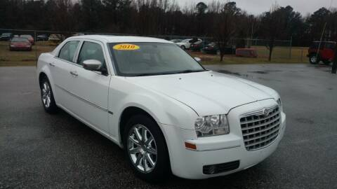 2010 Chrysler 300 for sale at Kelly & Kelly Supermarket of Cars in Fayetteville NC
