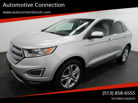 2018 Ford Edge for sale at Automotive Connection in Fairfield OH