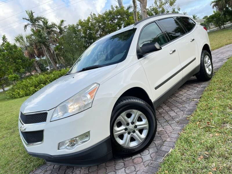 2011 Chevrolet Traverse for sale at Citywide Auto Group LLC in Pompano Beach FL