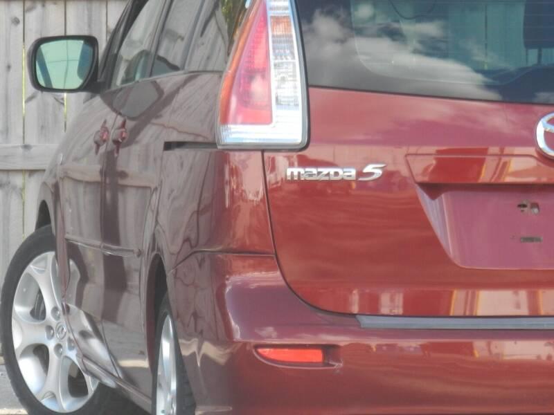 2008 Mazda MAZDA5 for sale at Moto Zone Inc in Melrose Park IL