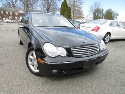 2002 Mercedes-Benz C-Class for sale at K & S Motors Corp in Linden NJ